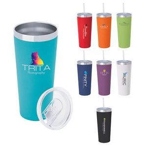 Biere 22 oz. Double Wall S/S Tumbler
